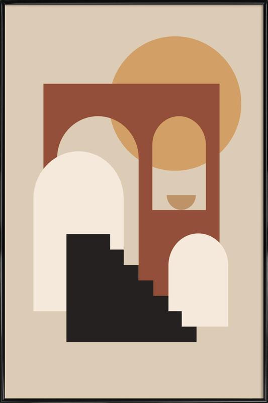 Porch Framed Poster