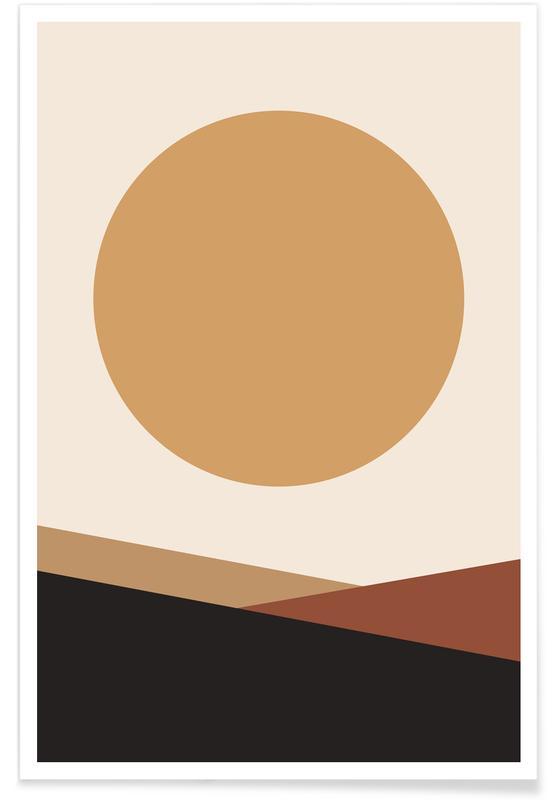 , Golden póster