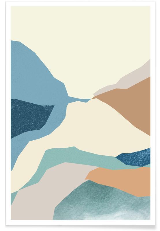 , Freeze & Flow Poster