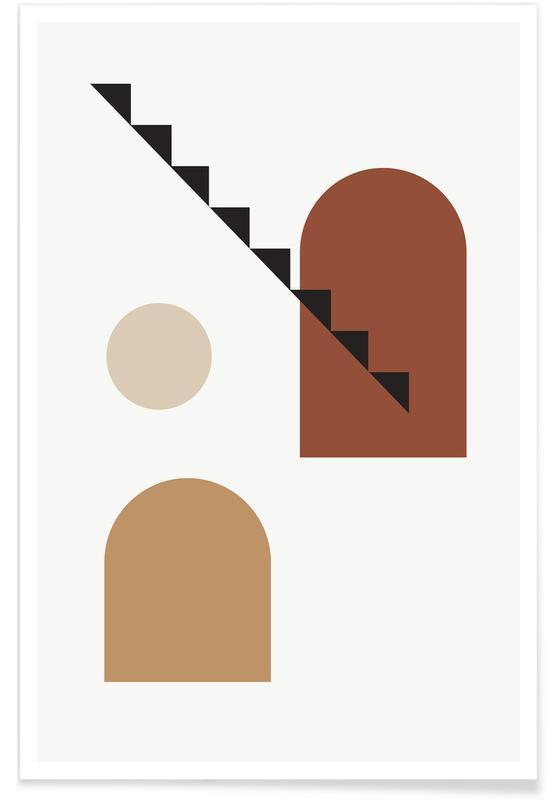 , Ascent Plakat