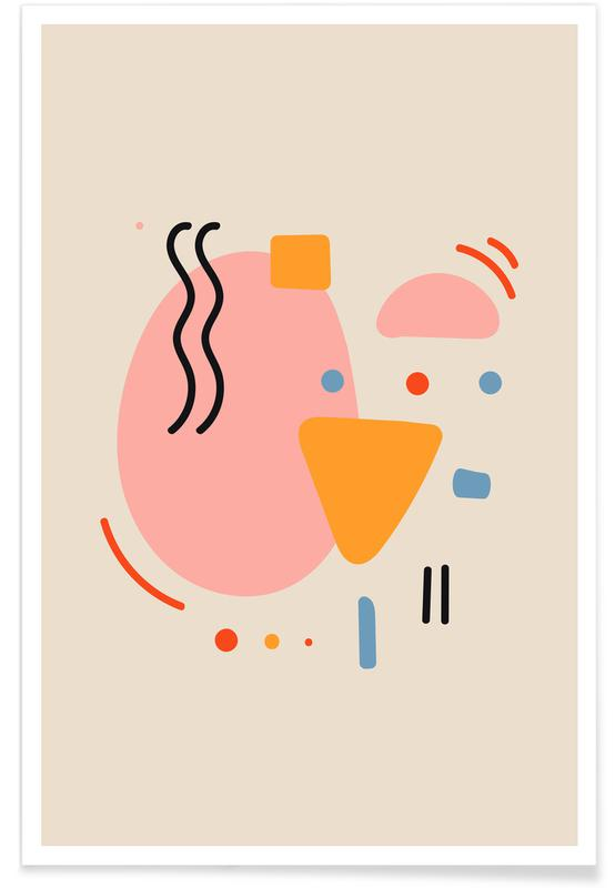 Kunst voor kinderen, The Mouse poster
