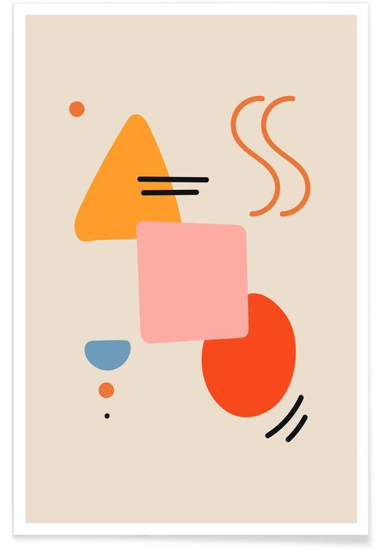 Nursery & Art for Kids, Whiskers Poster
