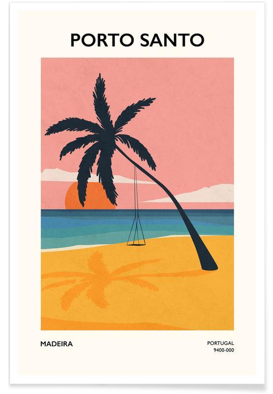 , Porto Santo poster
