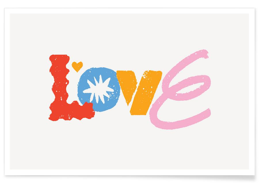 , Love affiche