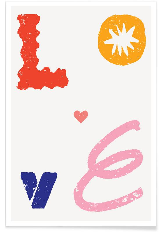 , Love Scattered affiche