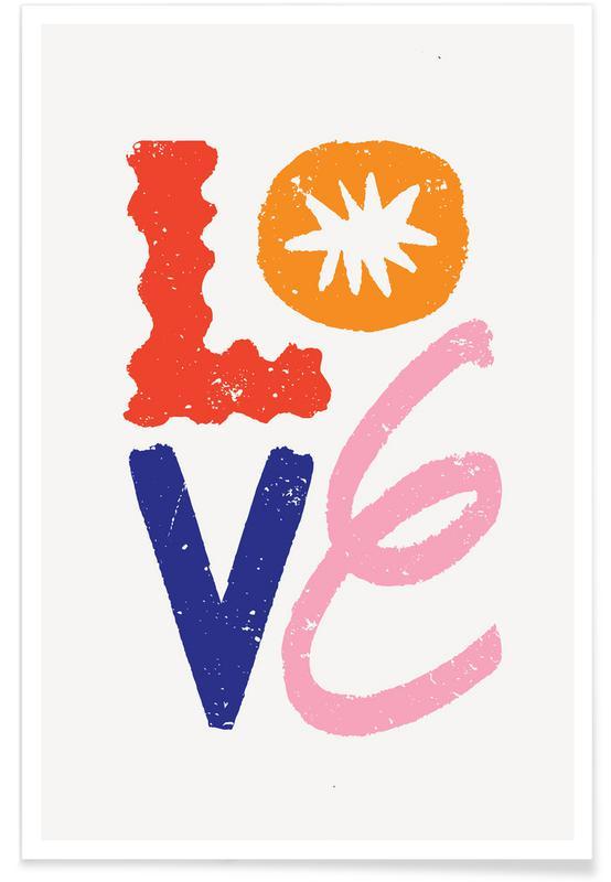 , Love Close poster