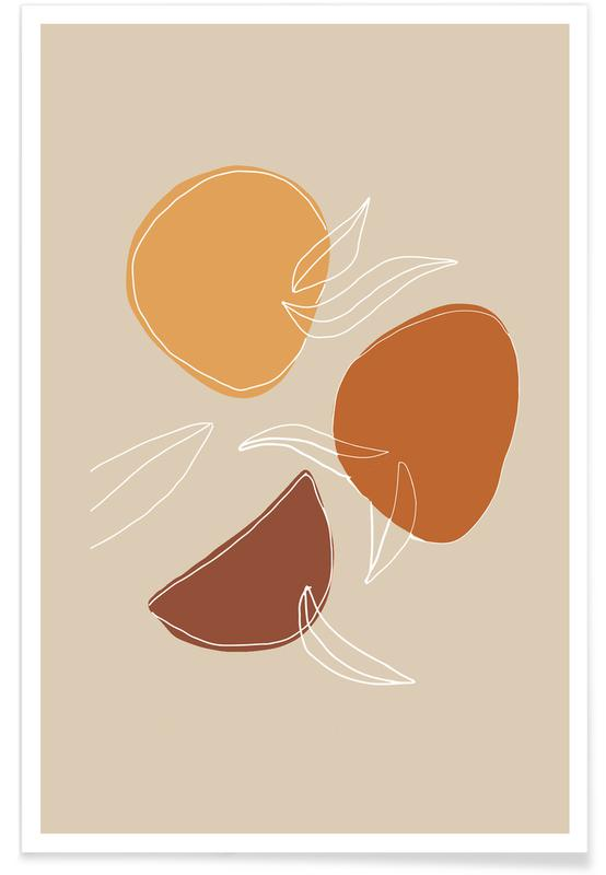 , Fruit póster