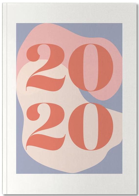 2020 Typography Notebook
