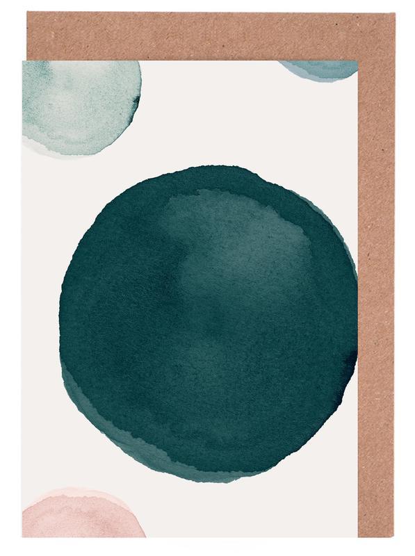 , Float -Grußkarten-Set