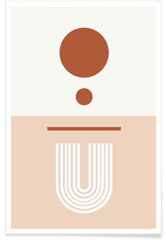 , Linearity Plakat