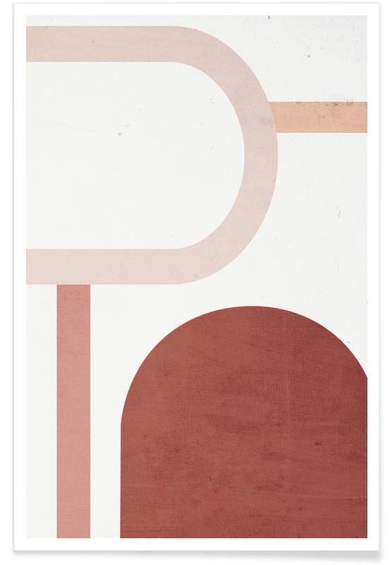 , Concrete II póster
