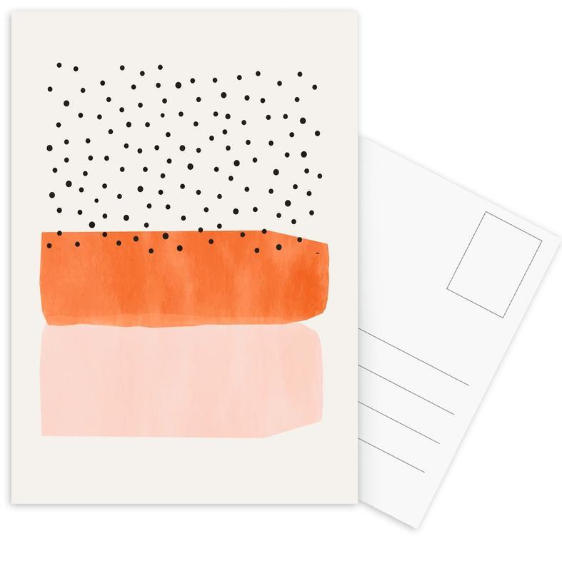 Mist -Postkartenset