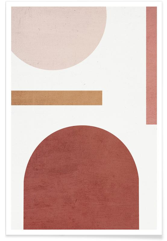 , Concrete I Plakat