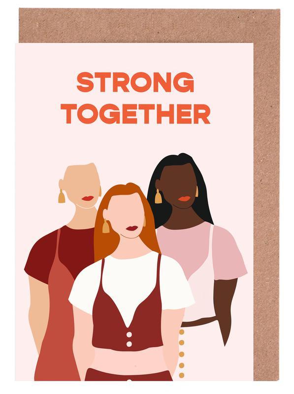 , Strong Together cartes de vœux