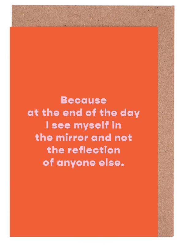 , Mirror, Mirror cartes de vœux