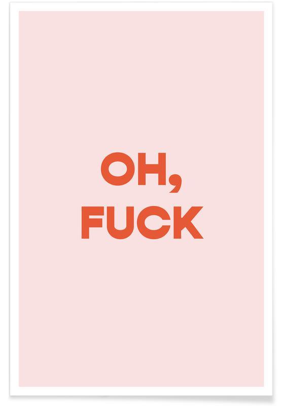 Oh, F*ck affiche