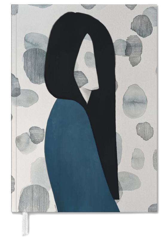 Portraits, Illustrations de mode, Reflections agenda
