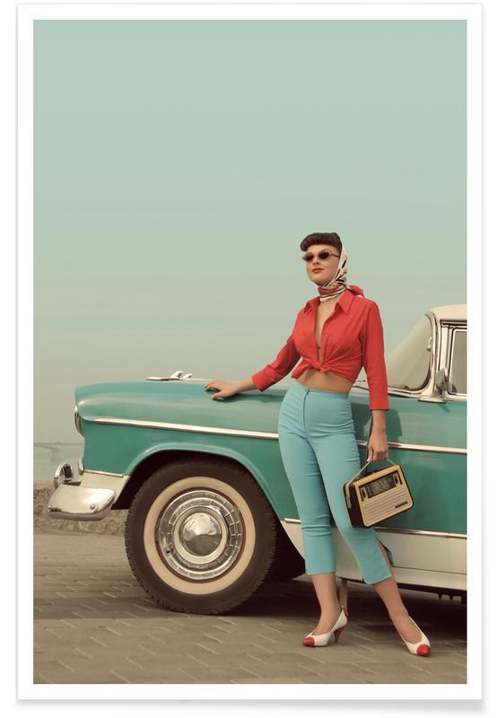 Classic Beauty Plakat
