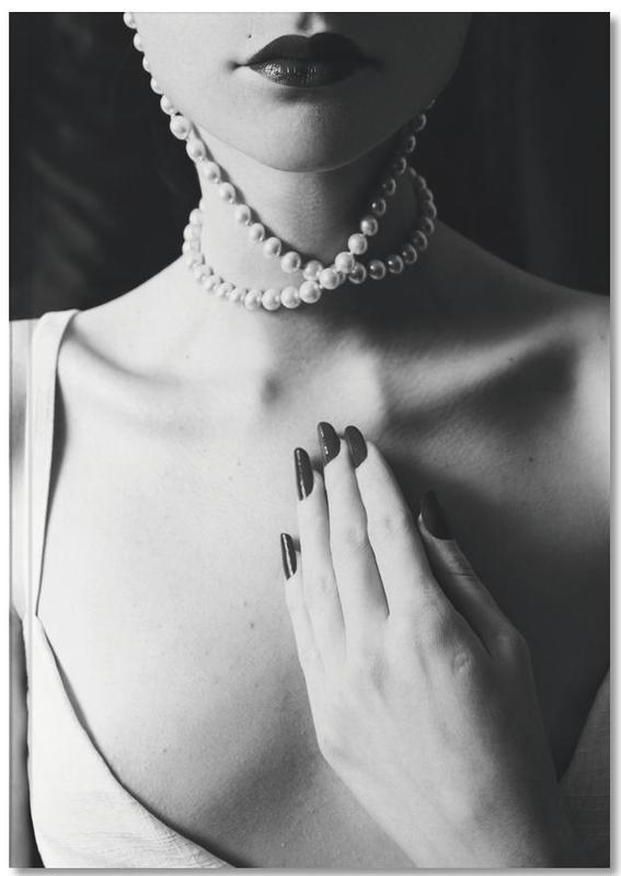 Black & White, Adornment Notebook