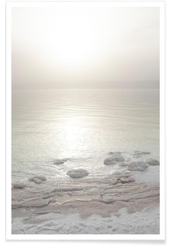 Océans, mers & lacs, Jordan 04 affiche