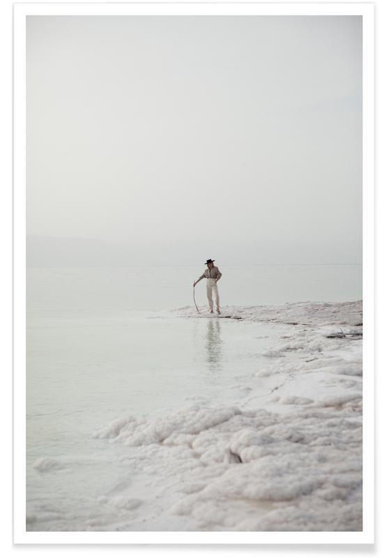 Ozeane, Meere & Seen, Jordan 02 -Poster