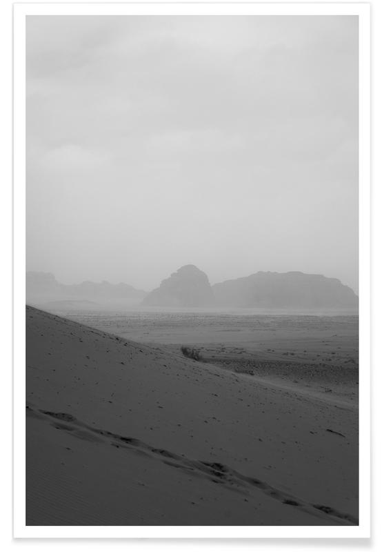 Wüsten, Jordan 11 -Poster