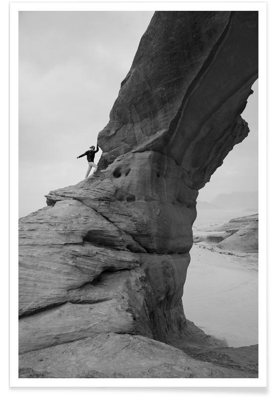 Wüsten, Jordan 10 -Poster