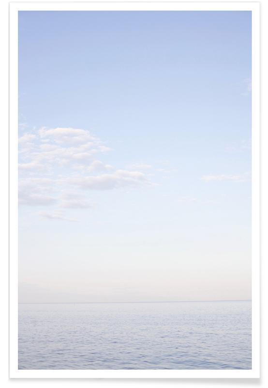 Elkenøre Strand Poster