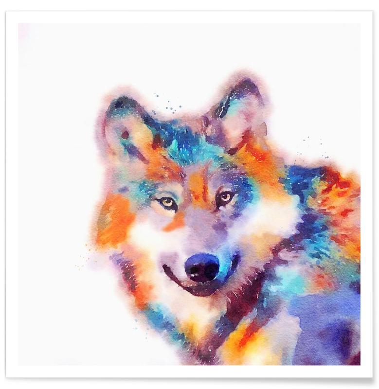 Loups, The Faithful affiche