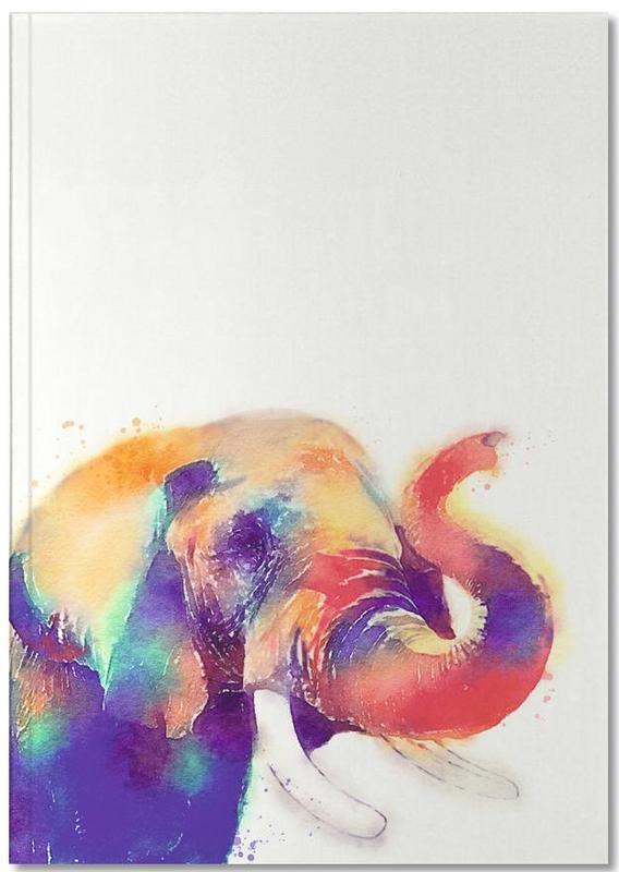 Éléphants, The Majestic Notebook