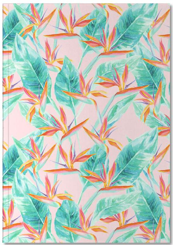 Birds Of Paradise Notebook