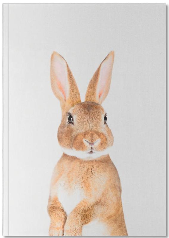Pâques, Lapins, Art pour enfants, Bunny II Notebook