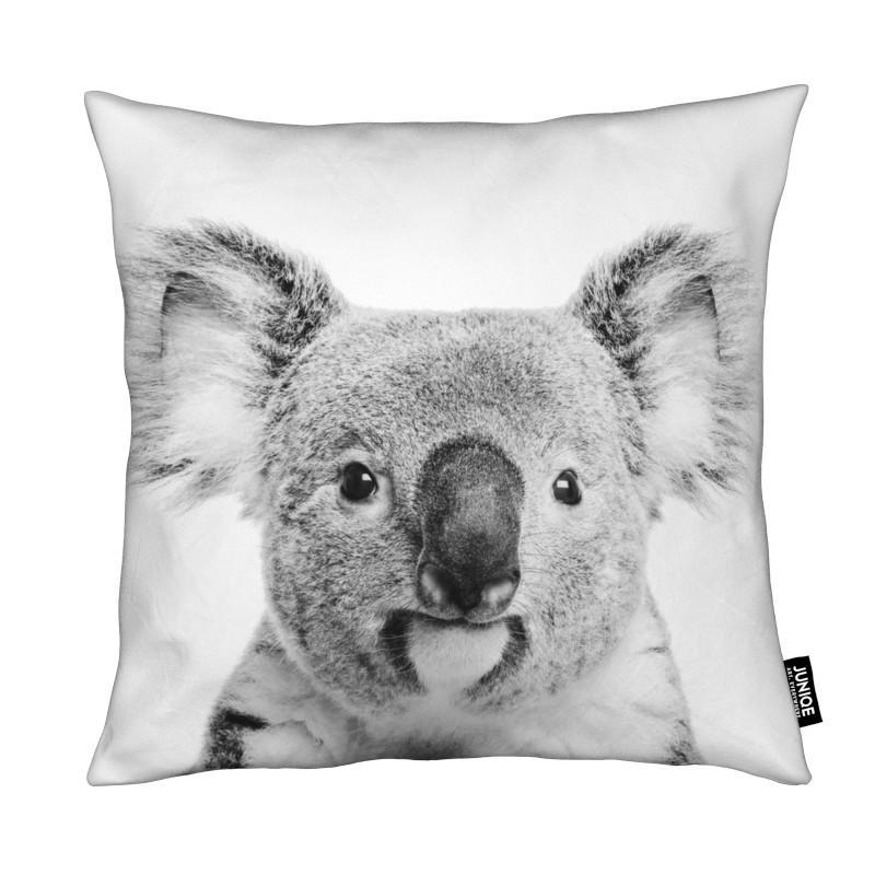 Koalas, Kinderzimmer & Kunst für Kinder, Schwarz & Weiß, Koala Classic
