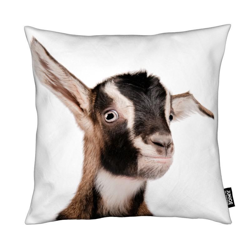 Art pour enfants, Goat coussin