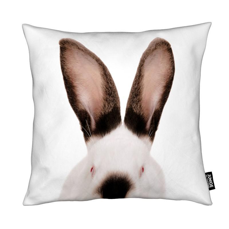 Lapins, Art pour enfants, Rabbit coussin