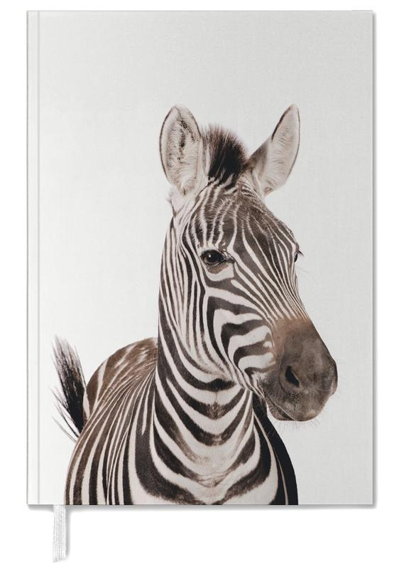 Nursery & Art for Kids, Safari Animals, Zebra Personal Planner
