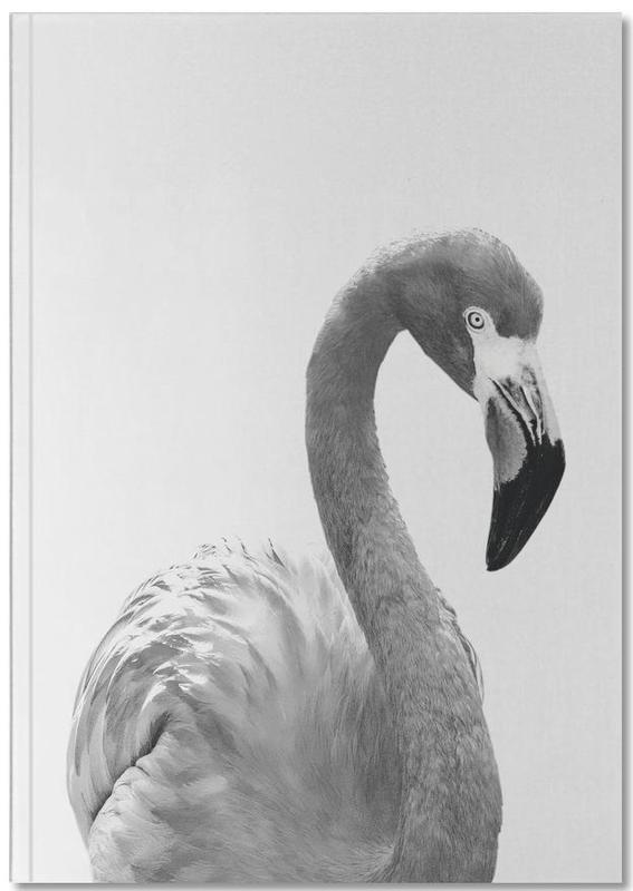 Kinderzimmer & Kunst für Kinder, Flamingo Notebook