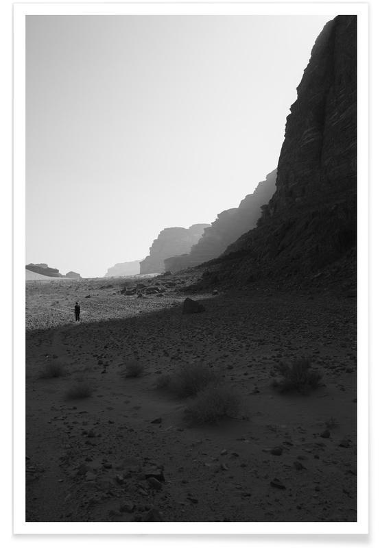 Montagnes, Lost affiche