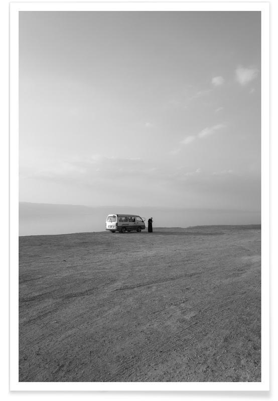 Autos, Pit Stop -Poster