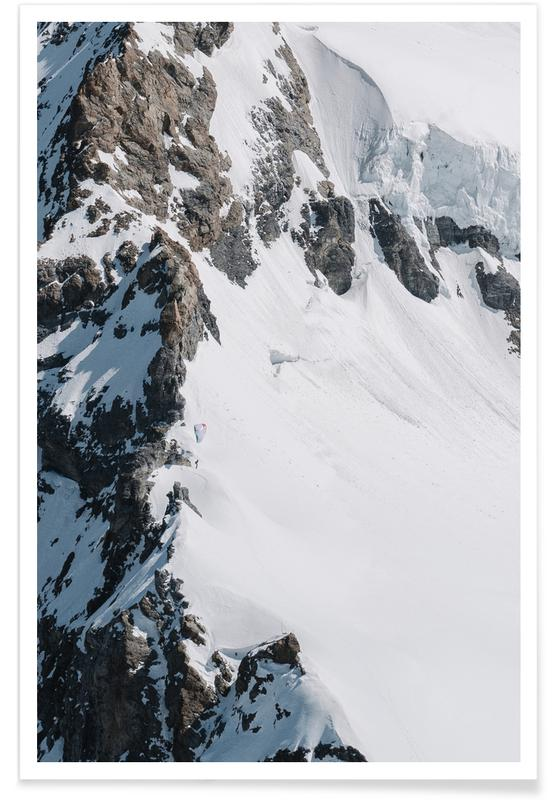 Berge, Leap Of Faith -Poster