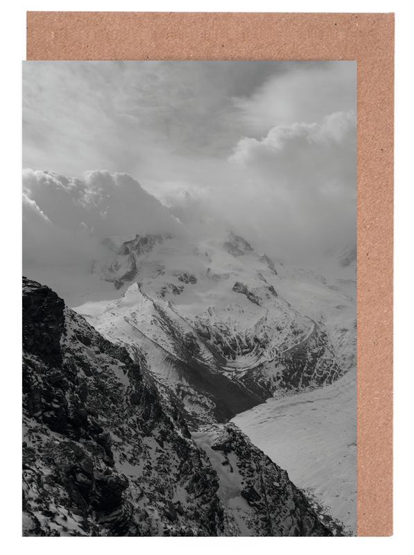 Skylines, Snowstorm Incoming -Grußkarten-Set
