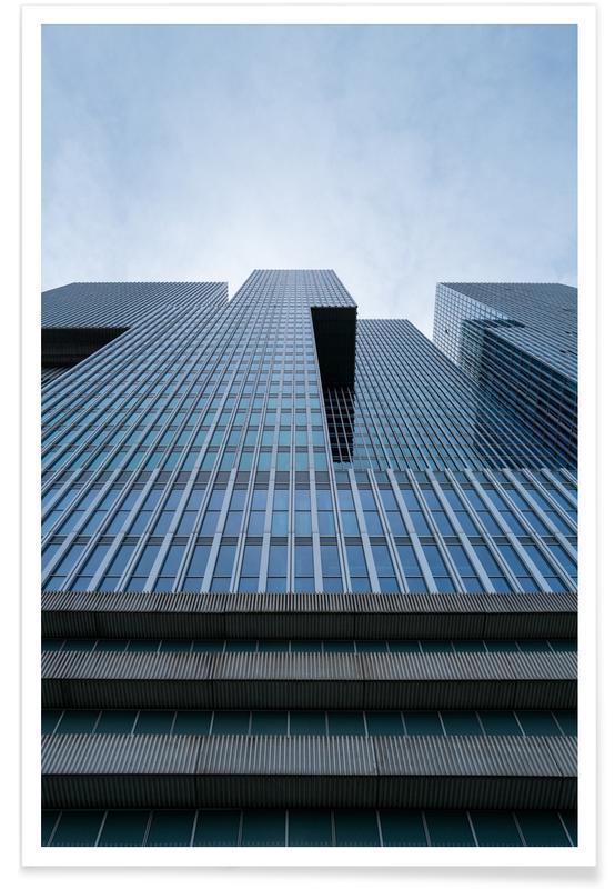 Détails architecturaux, Vertical Lines affiche