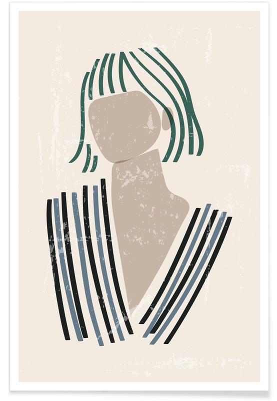 Portraits, Petra affiche