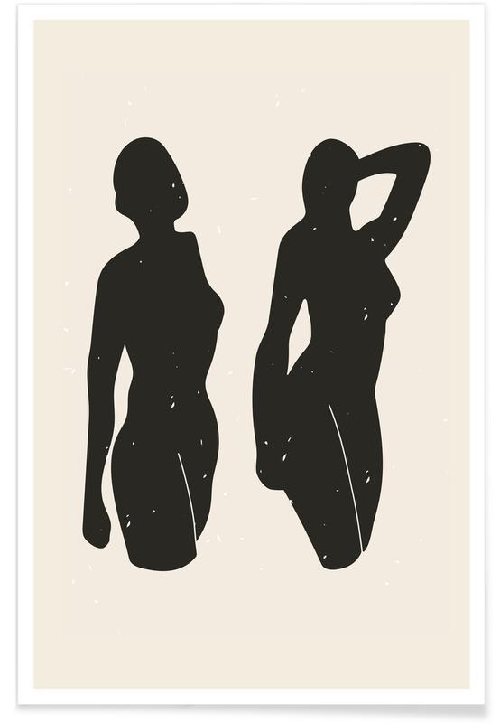 Détails corporels, Nus, Venus-Aphrodite affiche