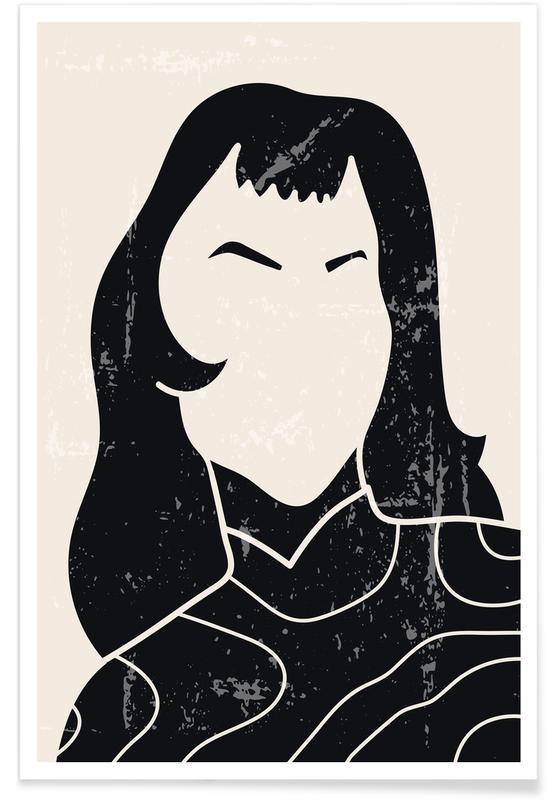 Portraits, Fringe affiche