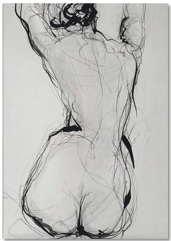 Détails corporels, Nus, Nude bloc-notes