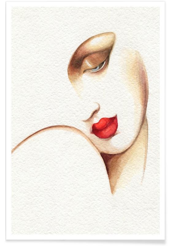 Portraits, Maria Poster