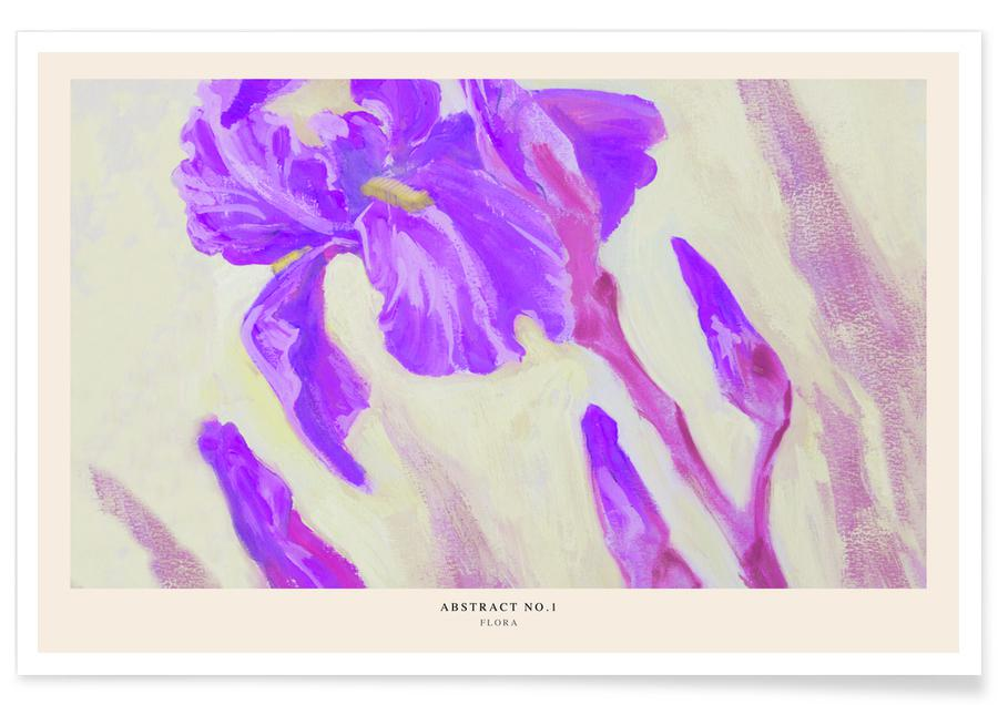 , Flora affiche