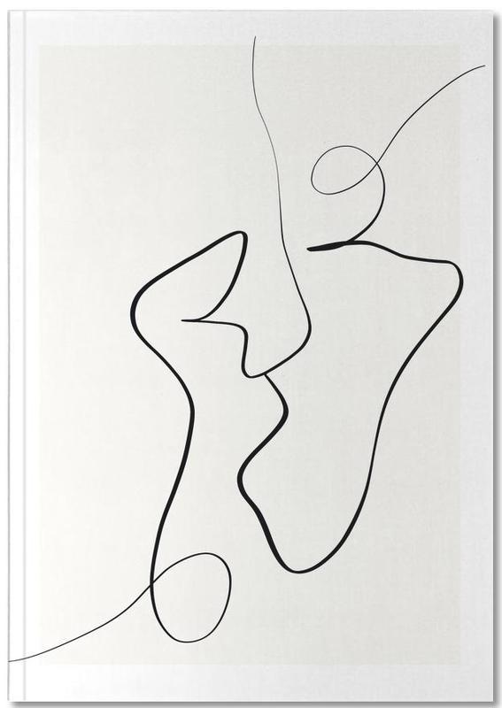 Schwarz & Weiß, Connected II Notebook