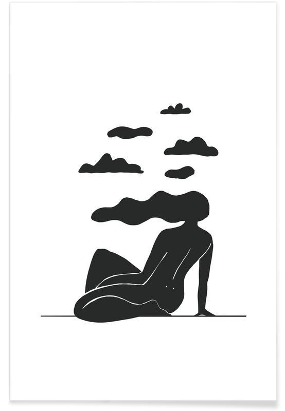 Lucht en wolken, Head in the Clouds poster
